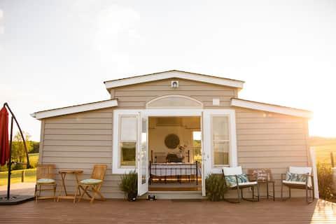 The Shepherd's Cottage: Tiny Home on a Sheep Farm