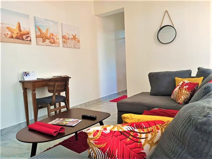 Modern Furnished One Bedroom Apartment