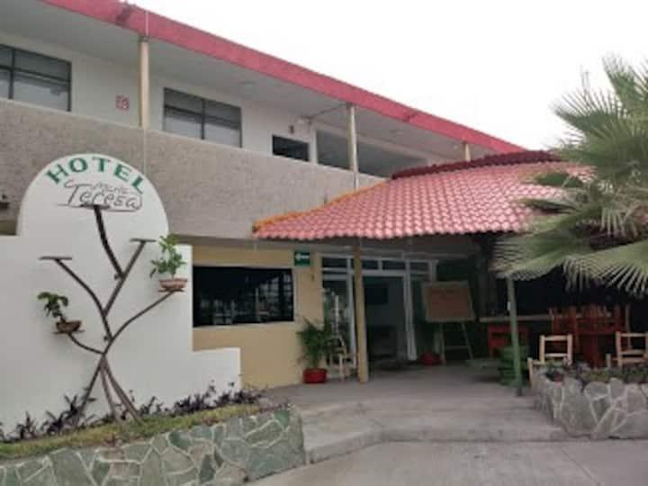 Hotel María Teresa, Rioverde, San Luis Potosí.