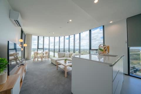 Nový luxusný apartmán s nádherným výhľadom na jazero