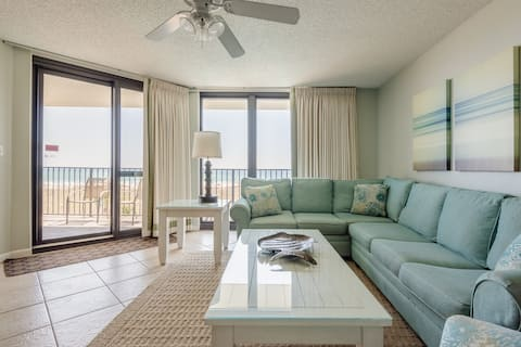 Gorgeous Gulf/Beach Front Condo/Orange Beach/Pool