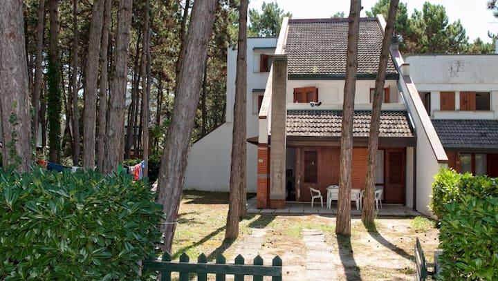 Bellissima Villa ideale per vacanze a Bibione