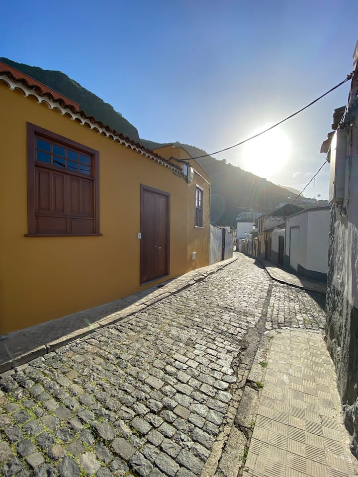 Your home in Garachico