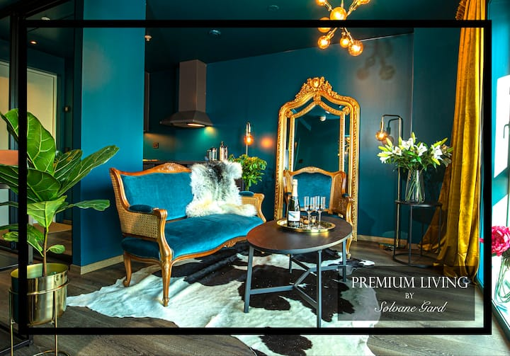 Premium Living by Sølvane Gard: i Sandane sentrum