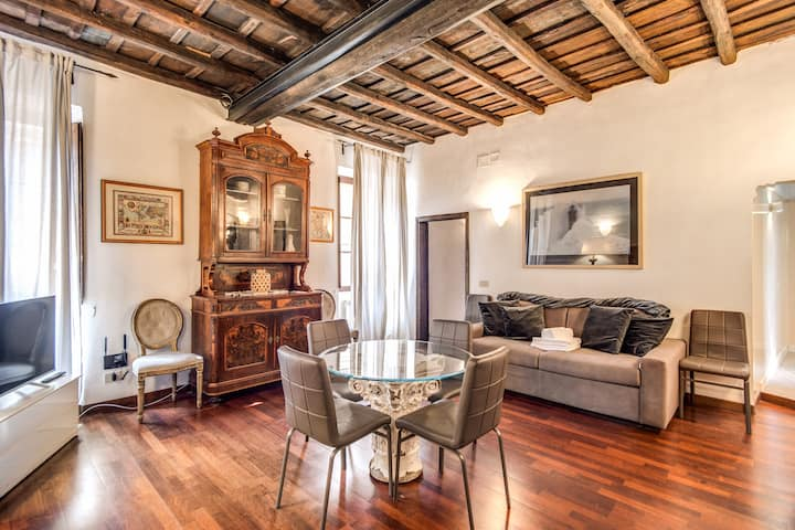 Colonna Suite - Trastevere  BRAND NEW ON AIRBNB!
