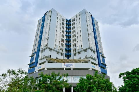 LivetheDay Service Apartments - Furnished - 1BHK