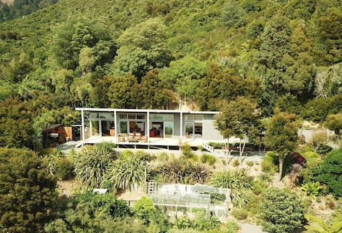 Paradise in the Marlborough Sounds