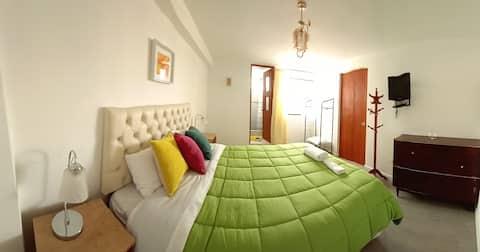 Perfecta Habitacion Privada en el Centro de Cusco