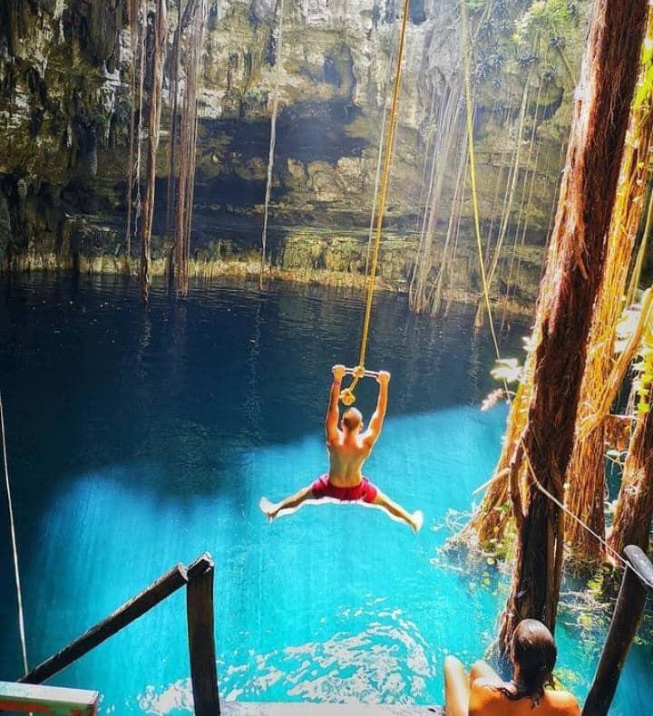 Hacienda San Lorenzo Oxman with Cenote and Pool!