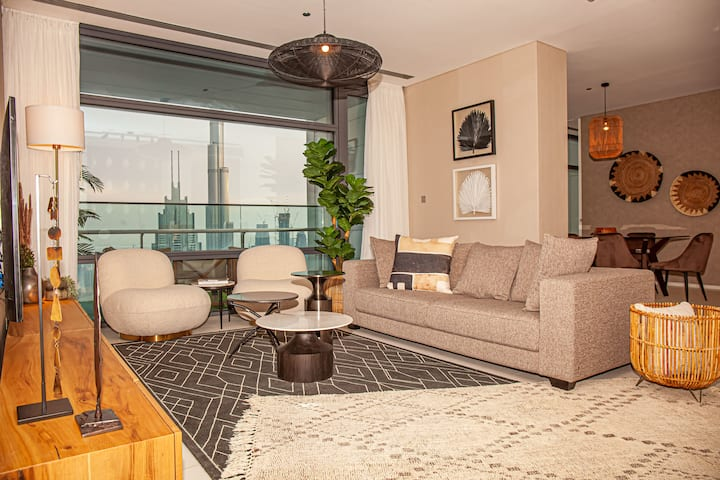 Masterpiece 2BR+G with unrivalled views and luxury