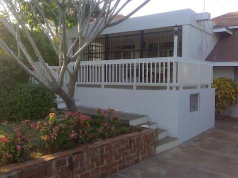 Luxury private villa Silver Sands
