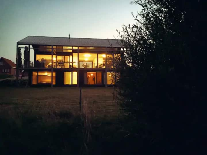 Barnhouse , loft