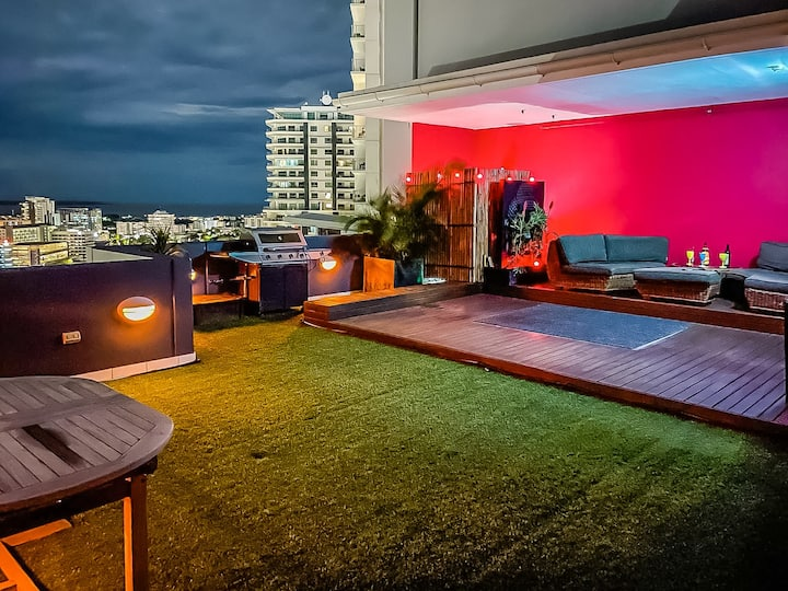 ZEN TOWERS PENTHOUSE Darwin's Exclusive Short Stay