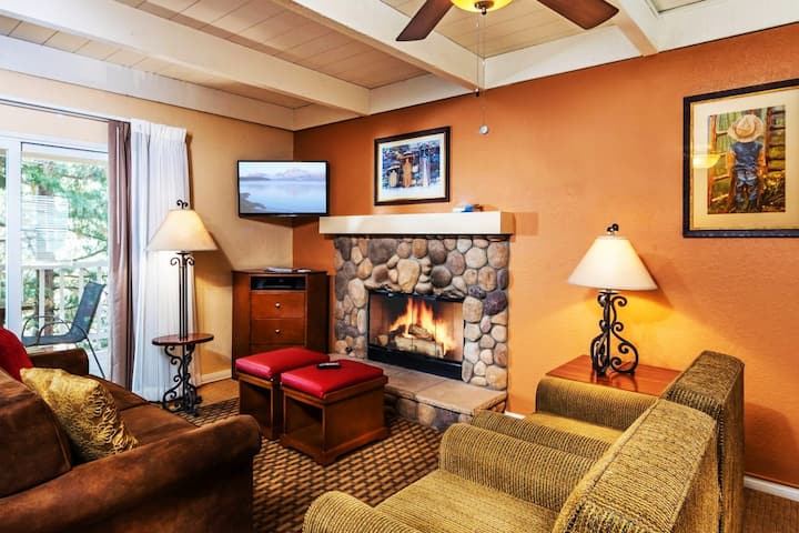 ❤️ Top Rated Resort *Lake Arrowhead Chalets* #1