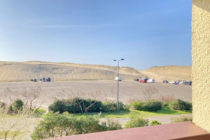 Appartement face à la dune du Penon