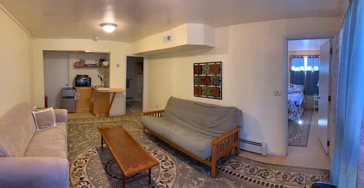 Holly House Lower Suite  SevenOaks Retreat Center