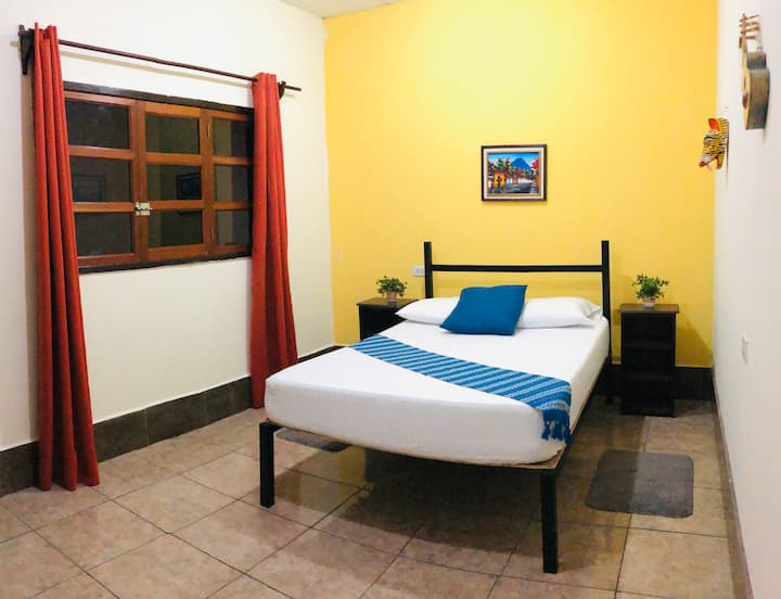Double Room with A/C - Central Area