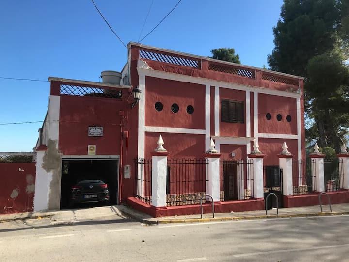 CASA PAQUITA II (Piso de arriba casa entera)