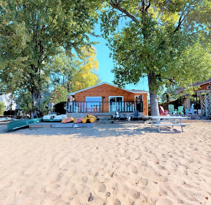 Beautiful Beachfront in the Heart of North Bay