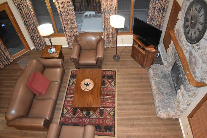 Not just a hotel room, A full apartment with Loft