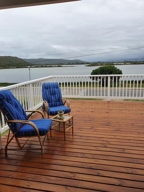 Kingfisher paradise with breathtaking views