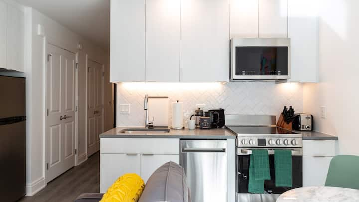 Studio Apartment | WhyHotel DC National Mall