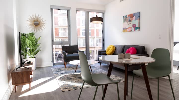 Two Bedroom Apartment | WhyHotel DC National Mall