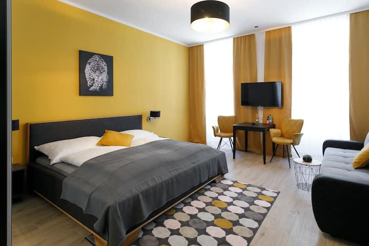 WF-Apartment zentral, trendig & modern Top 6