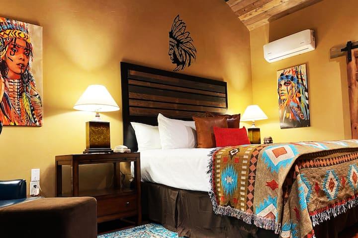 Beautiful American Western Themed Inn