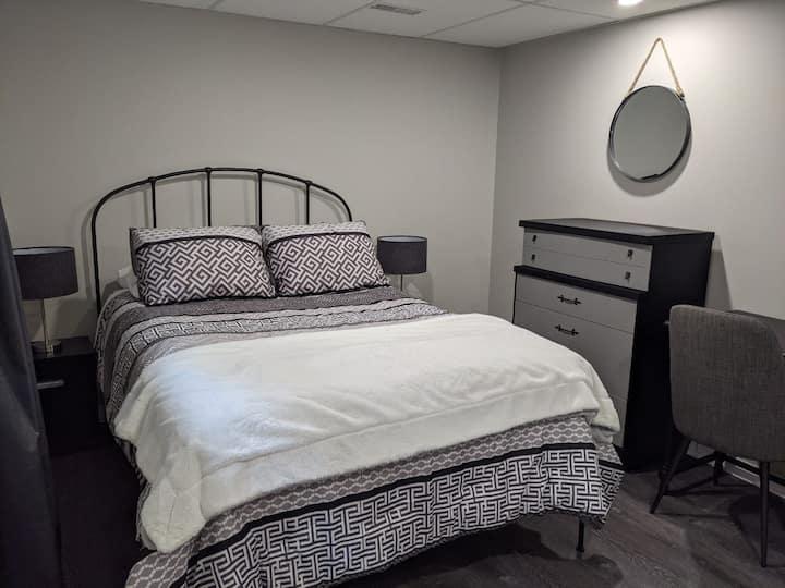 Private Bedroom in Westmount