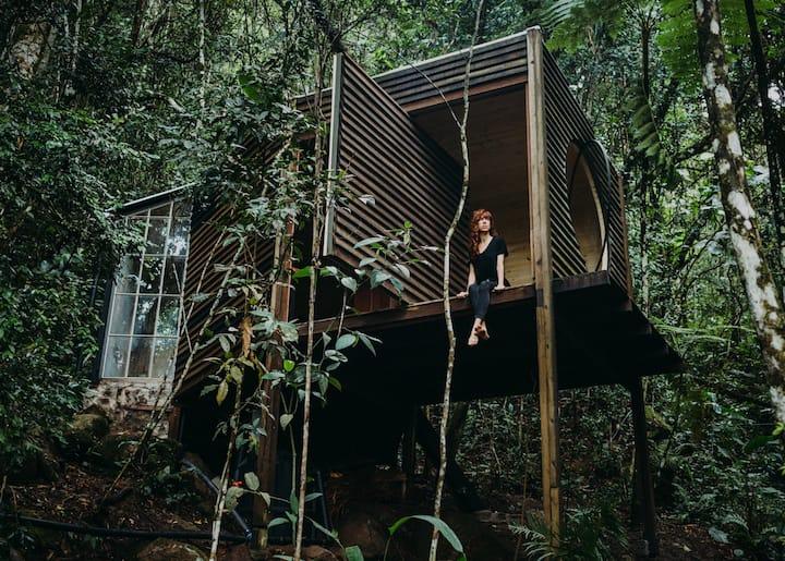 Lano-Alto: Cabana do Mato