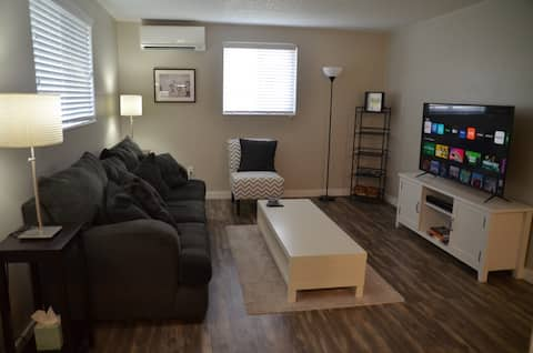Cozy Remodeled Apt / In SLC / Perfect location