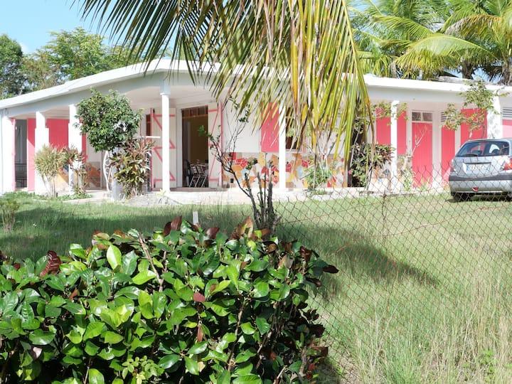 Belle villa de vacance en Guadeloupe pas cher