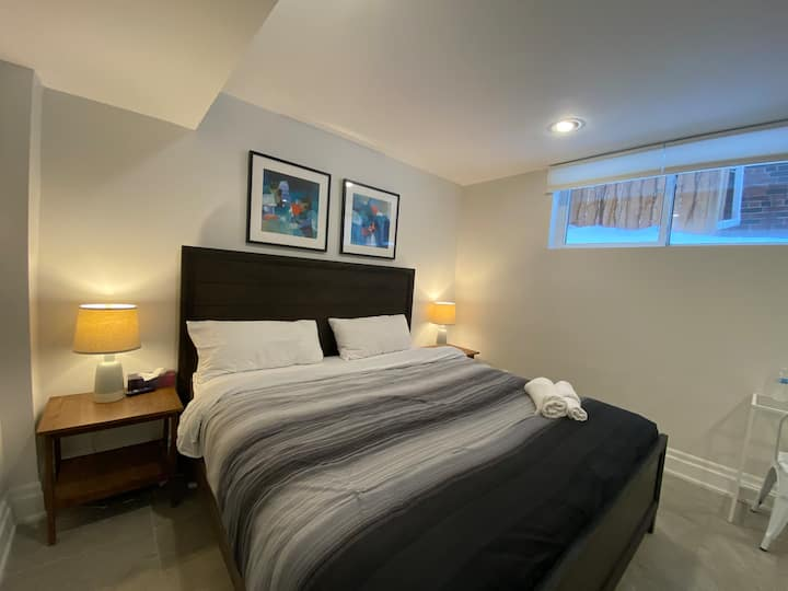 Bayview/Yorkmills &A Spacious & Modern Private Bdr