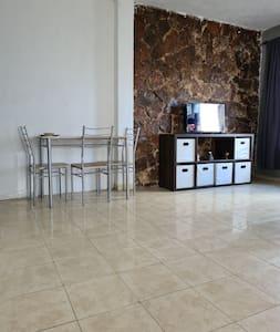 Contamos con 1 apartamento con amplias espacios y modificado para el acceso con silla de ruedas. ♿