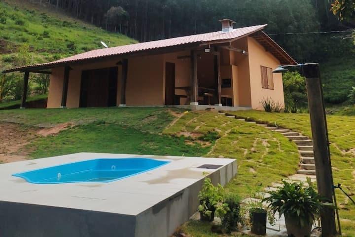 Hospedagem Cachoeiras De Matilde - Casa Daróz