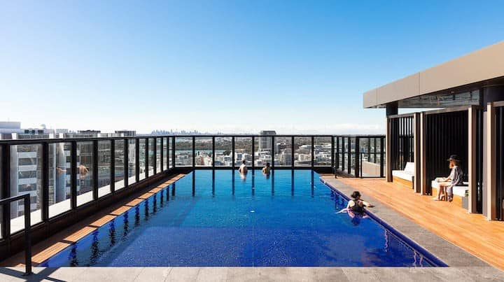 The Waterfront Holiday Getaway with Infinity Pool