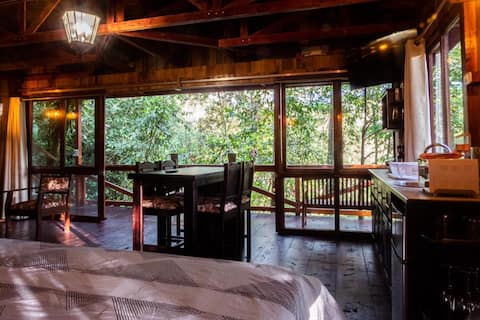 Cabaña Arcoiris, 5 min de Ciudad Quesada centro