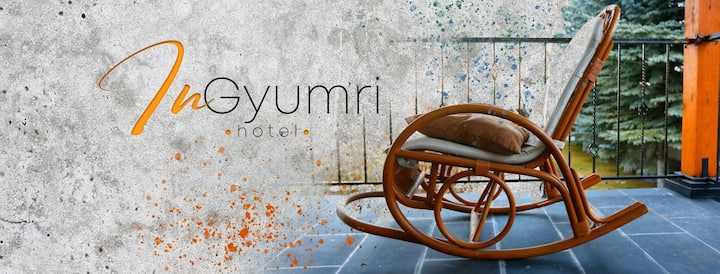 In Gyumri Hotel - Room № 2 Deluxe