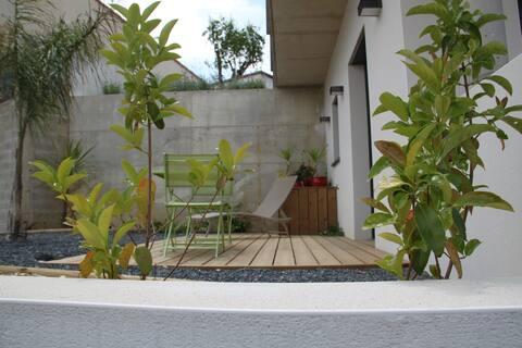 Nouvel appartement moderne / quartier calme Céret