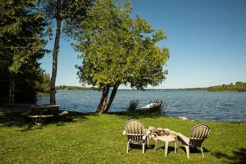 Beautiful View of North Lake Leelanau