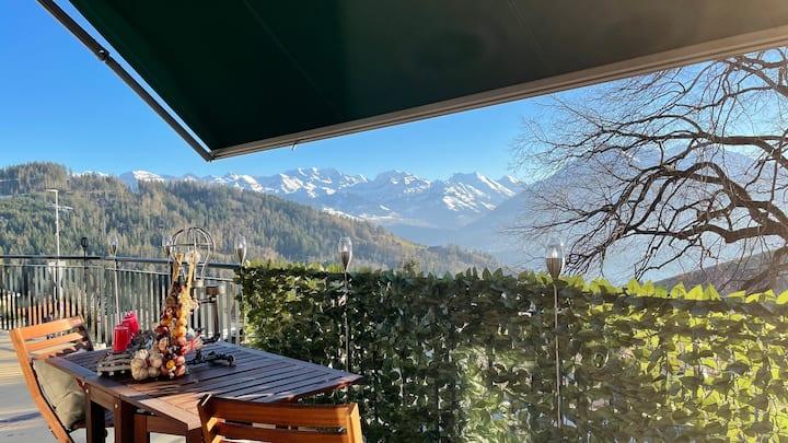 Erlebe das Berner Oberland