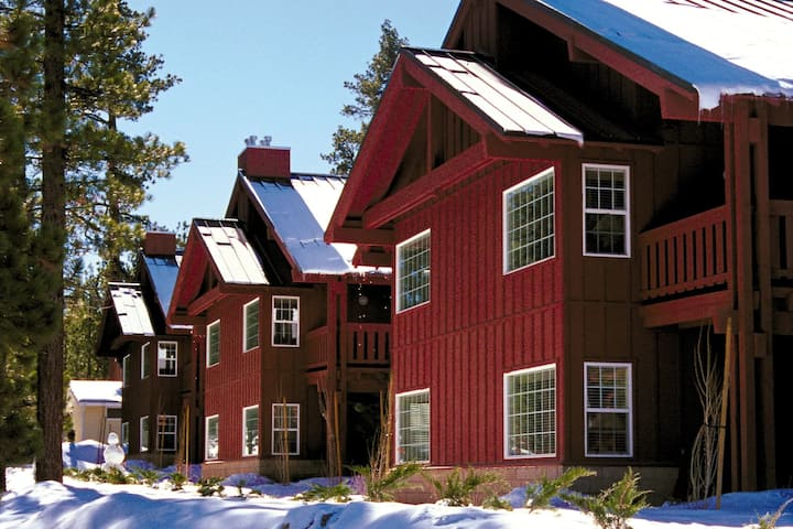 40% Off - Worldmark Big Bear Christmas Week!