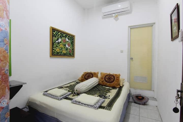 Affordable and Clean Room at Tiga Dua