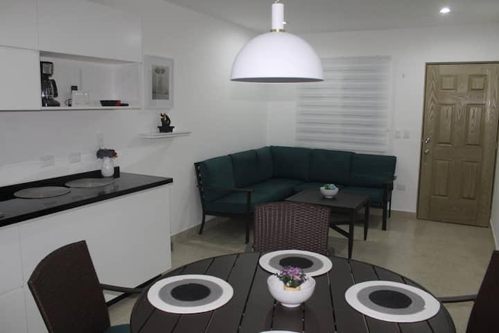 Hermoso departamento en Nuevo Altata Santorini