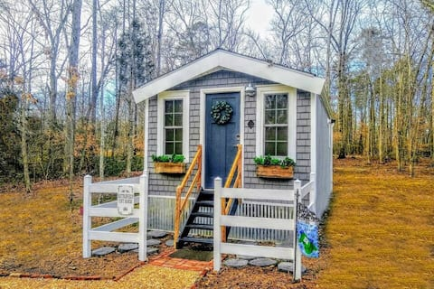 Tiny House at the Battlefield CIVIL WAR EXPERIENCE