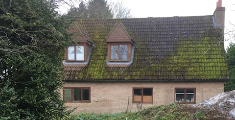 The Challenge Annexe, a retreat in the country