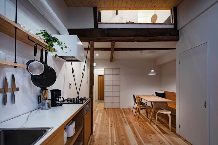 Japan Sessions | KANZAKI 02 • Designer quiet home