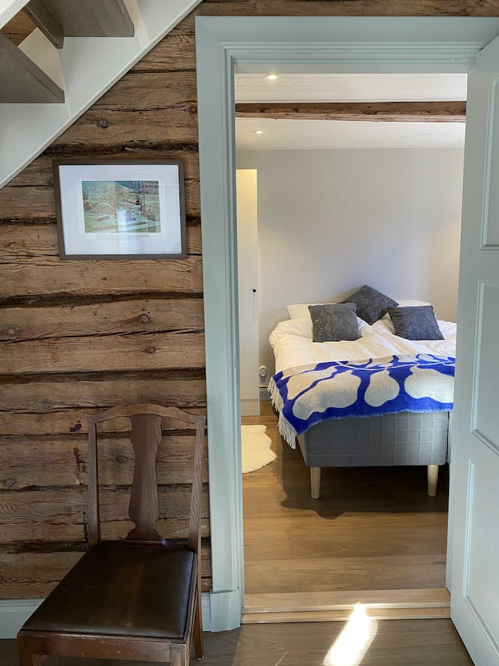 Helgö flygel, cosy country house 1h south of Sthlm