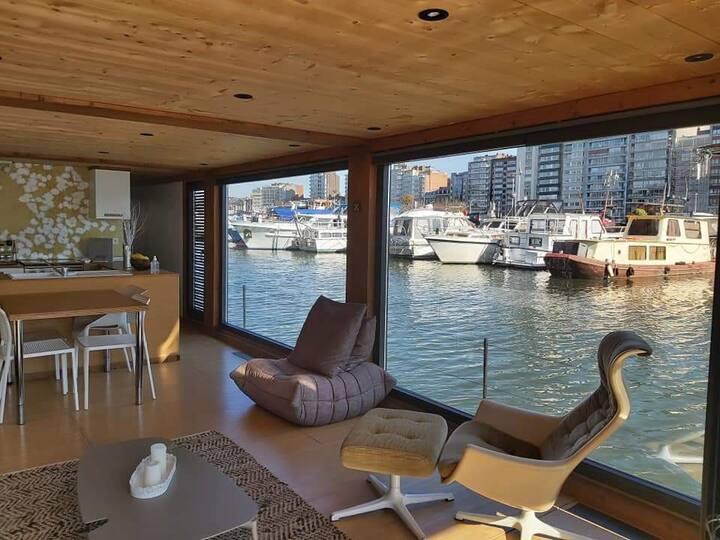 Escondida Houseboat, la zenitude au fil de l'eau..